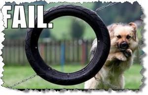 Fail Cachorro