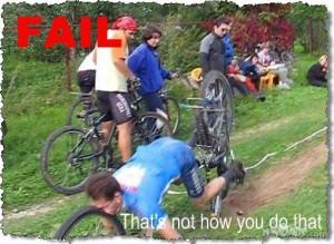 Fail Ciclismo