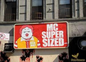 1107 Novo mascote Macdonalds