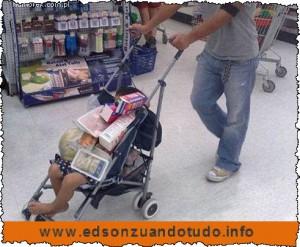 carrinho de compras