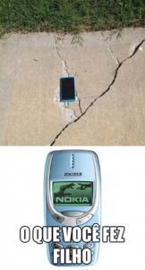 Zuando os telefones: Familia NOKIA