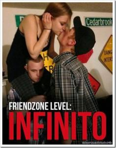 Zuando os amigos: Friendzone boss